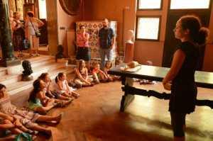 Caravana Muzeelor Muzeul Storck 12.08