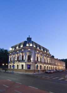 Casa Cesianu noaptea - Cristian Oeffner Oprea